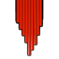 PLA Chili Pepper Red