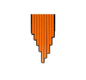 PLA OJ Orange