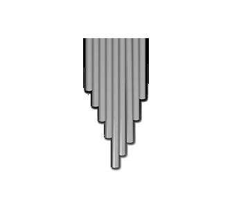 PLA Robo Silver