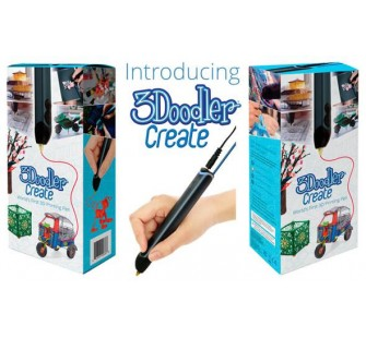 3Doodler Create + 50 Hebras ABS+FLEXY