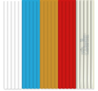 Mix color Rise Flag FLEXY pack