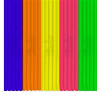 Mix color FLEXY pack