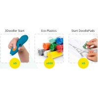 3Doodler START PACK EDUCACIONAL